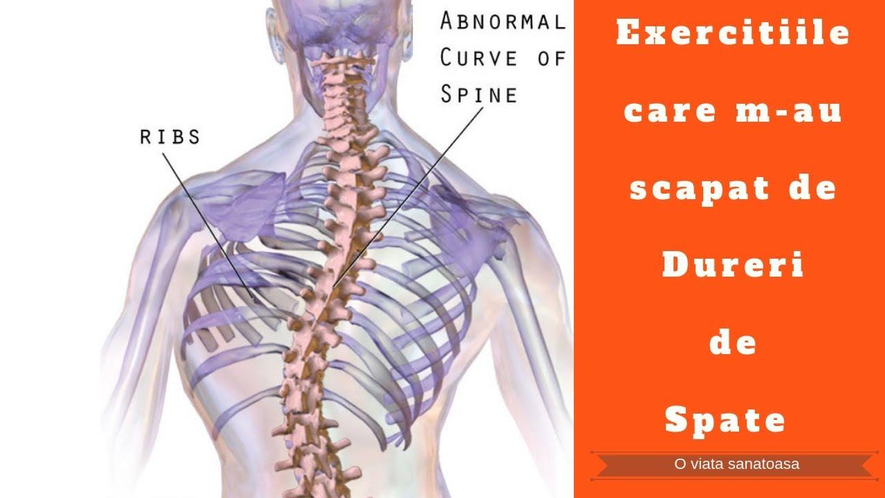 Cum să tratezi o articulație din spate.