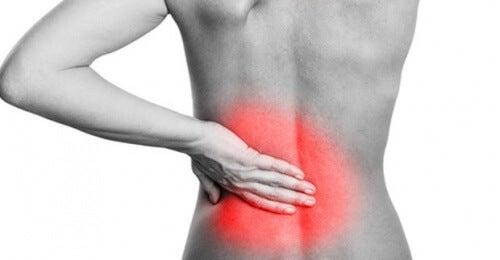 durerea lombara joasa stanga