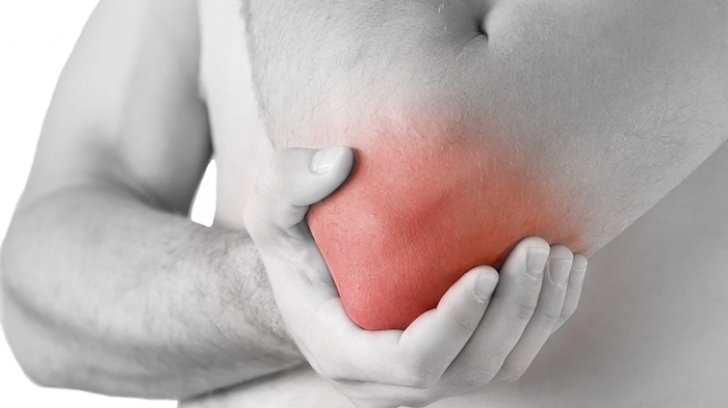 durere între articulații în coate osteochondroza cervicală care unguente se aplică