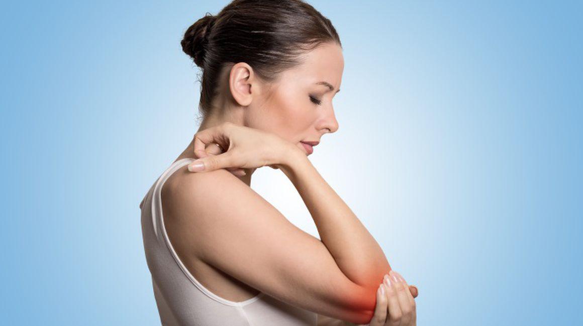 dureri articulare la o femeie