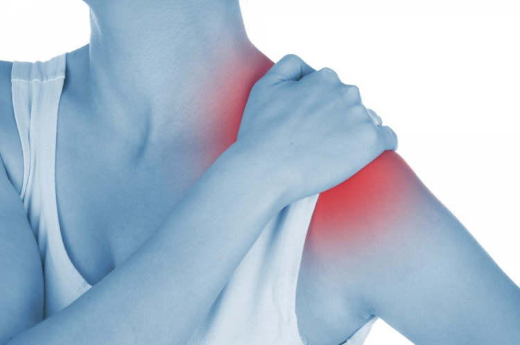 dureri de umăr în timpul rotației brațului articulațiile crunch ce să facă medicament