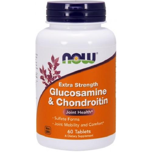 GNC Glucosamină mg Condroitină mg, 60 capsule   sfantipa.ro