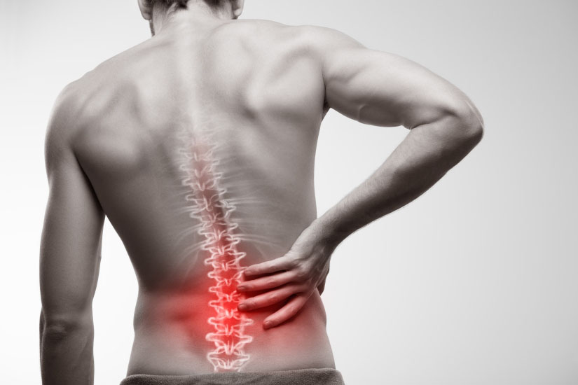 dureri in zona lombara spate inflamația articulațiilor falangelor degetelor