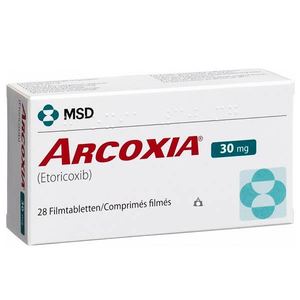 pentru durerea articulară medicament arkoxia capsula articulară subțire la genunchi