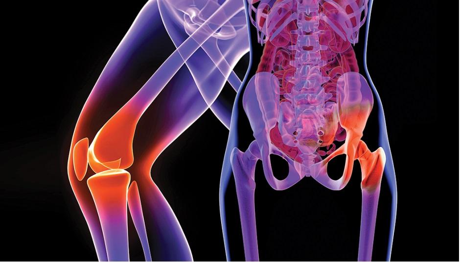rupe articulațiile după boală