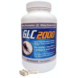 Cum să înlocuim condroitina glucozamină