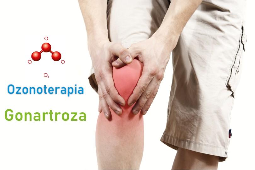 PRP Gonartroza - Terapie cu Ozon