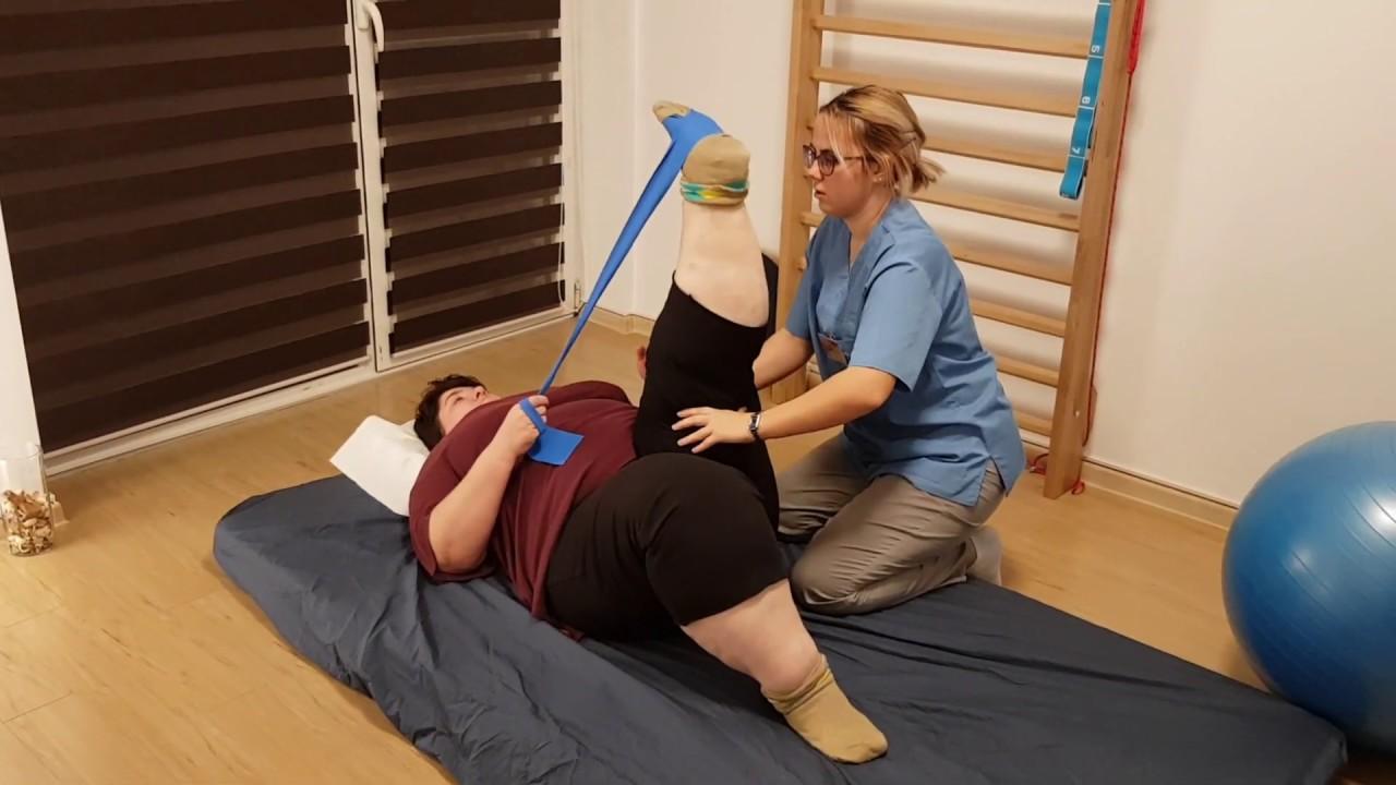 reapariția genunchiului în tratamentul paraliziei cerebrale