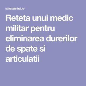 Articulatii, reumatism