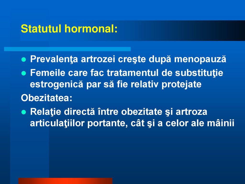 schema de tratament cu artroza deformantă