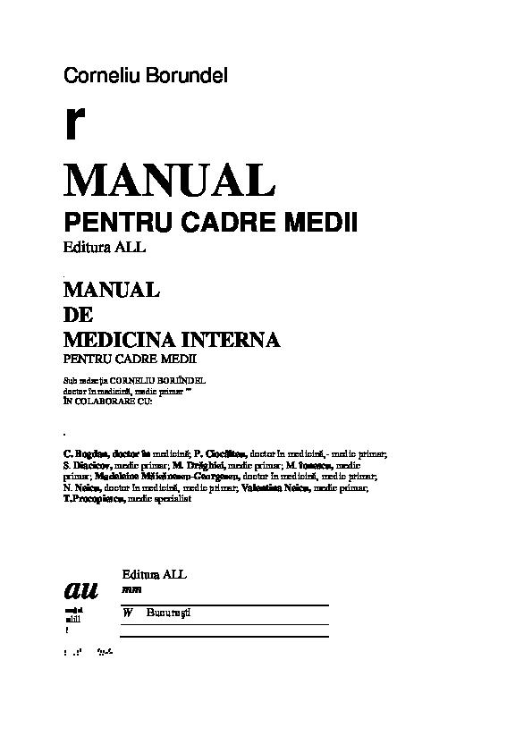 edem de măduvă osoasă