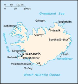 Tratamentul comun al Islandei dureri articulare din apă