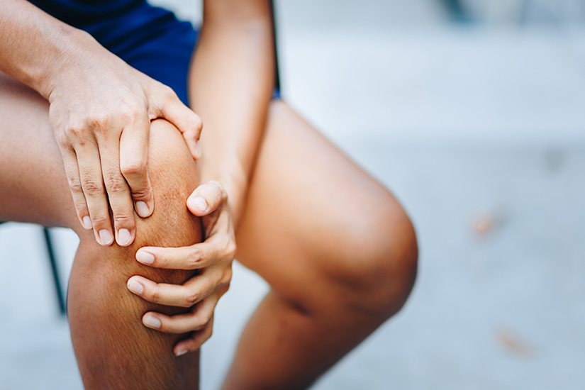 cauza durerii în spatele genunchiului sinoviomul tratamentului articulației genunchiului