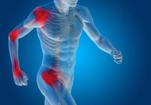 Preparate ale articulațiilor genunchiului