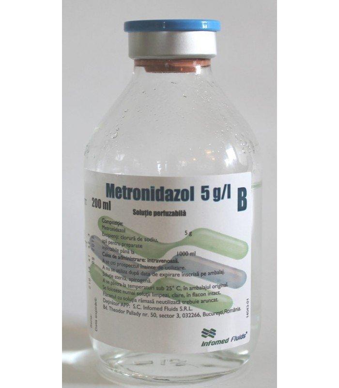 metronidazol pentru inflamarea articulațiilor