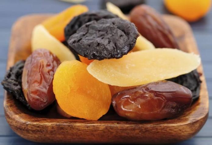 fructe uscate pentru tratamentul articulațiilor
