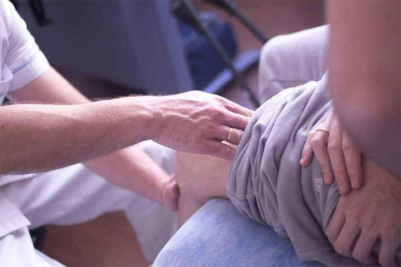 cum să tratezi o fisură în articulații
