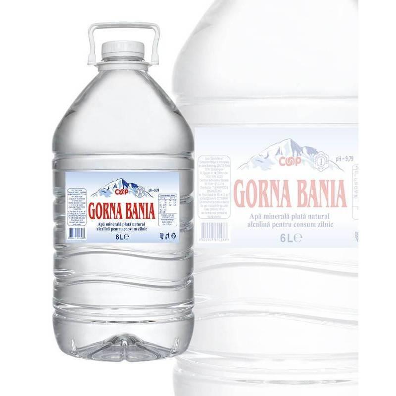 apă minerală pentru tratamentul artrozei