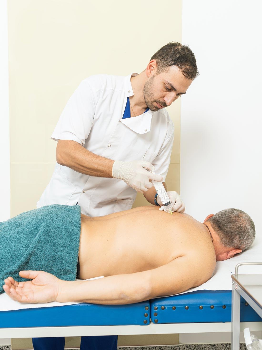 ozon pentru tratamentul artrozei boală nediferențiată a țesutului conjunctiv