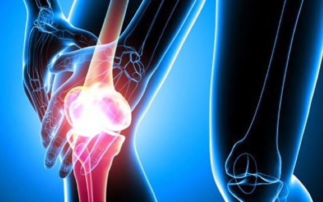 dureri de șold cu abducție de șold umflarea genunchiului decât pentru a trata