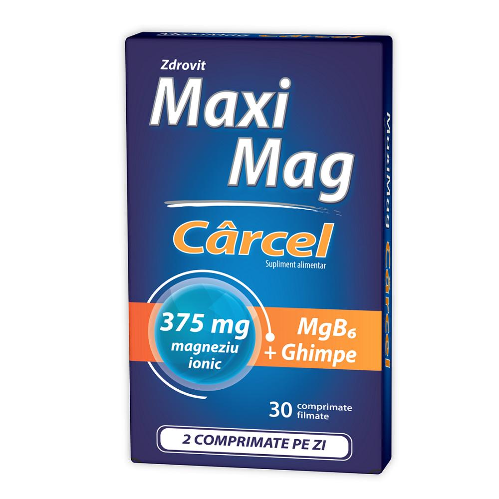 comprimați cu magnezie pentru dureri articulare