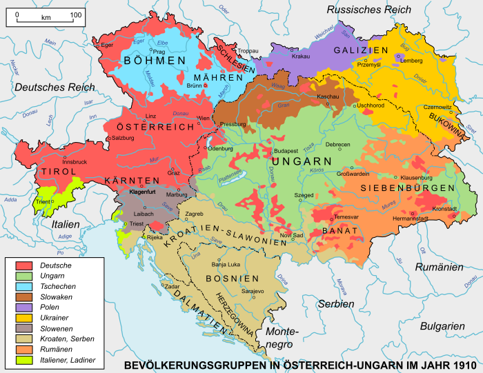 Austro-Ungaria - Wikipedia