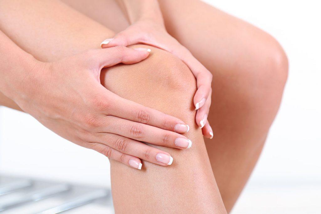 rigiditatea genunchiului fără durere