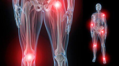 Articulațiile rănesc picioarele noaptea