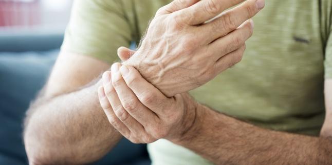 Când ridicați o mână, dureri articulare severe, Introducere