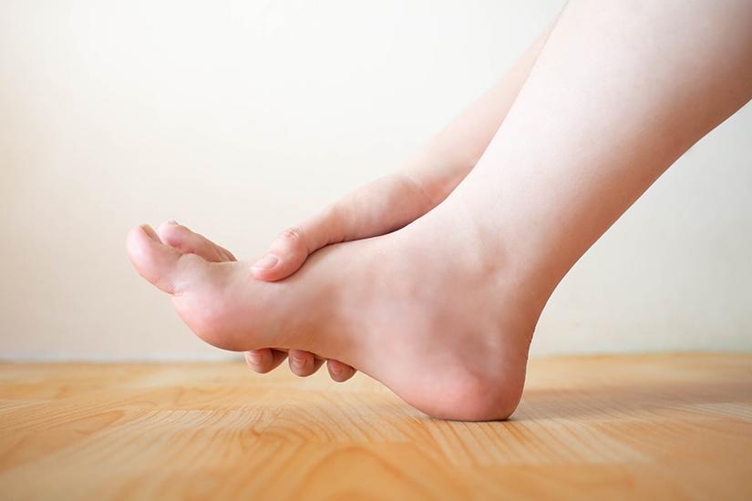simptomele artritei și artrozei articulației piciorului