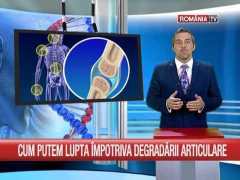 boli degenerative ale articulațiilor extremităților