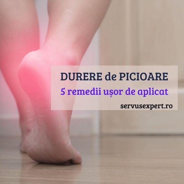 Durerea Articulatiilor - Tipuri, Cauze si Remedii - Atenuând dureri în articulațiile piciorului