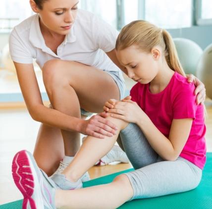 dureri de genunchi la copii dureri de picioare în articulația șoldului după alergare