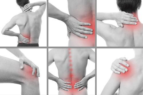 durere în mai multe articulații în același timp