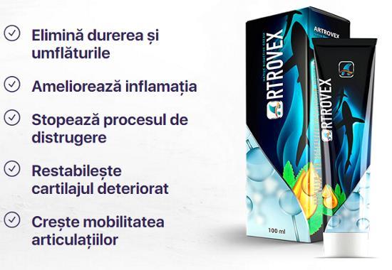 Unguent teraflex articular - sfantipa.ro