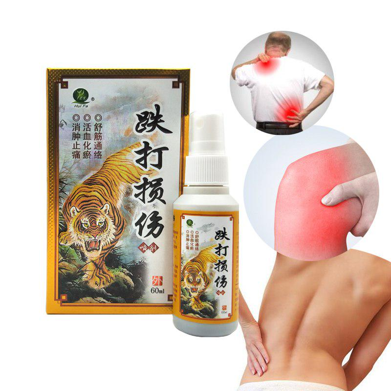 spray pentru dureri de spate și articulații