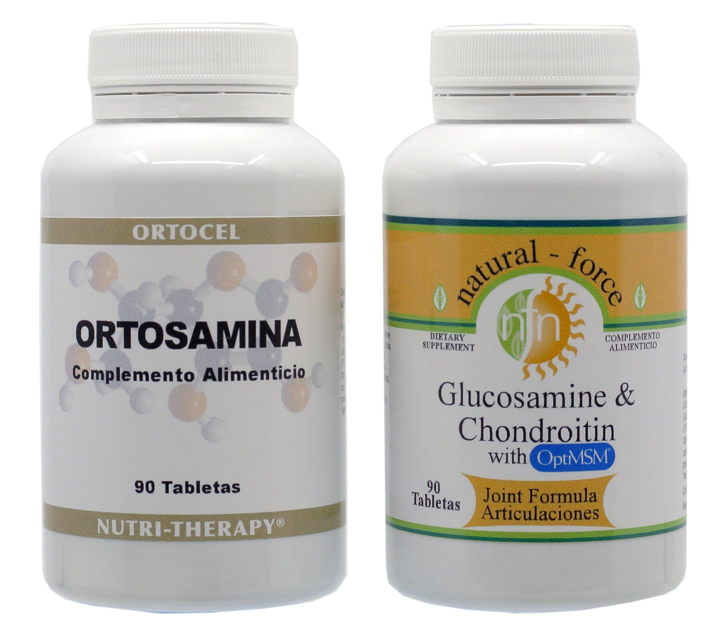 Glucosamina Forța genetică a condroitinei