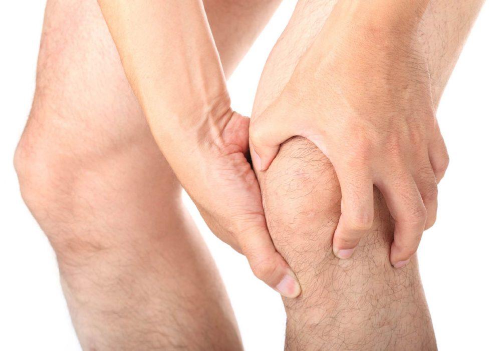 umflarea și durerea articulației genunchiului
