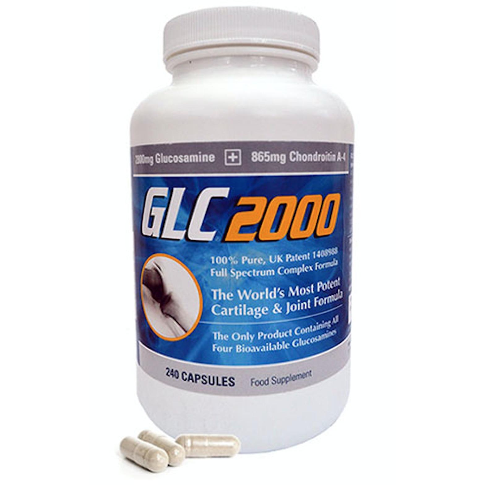 vitamine care conțin condroitină și glucozamină