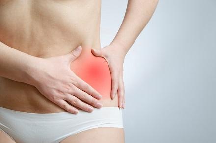 durere lombara partea stanga tratament articular cu condroxid