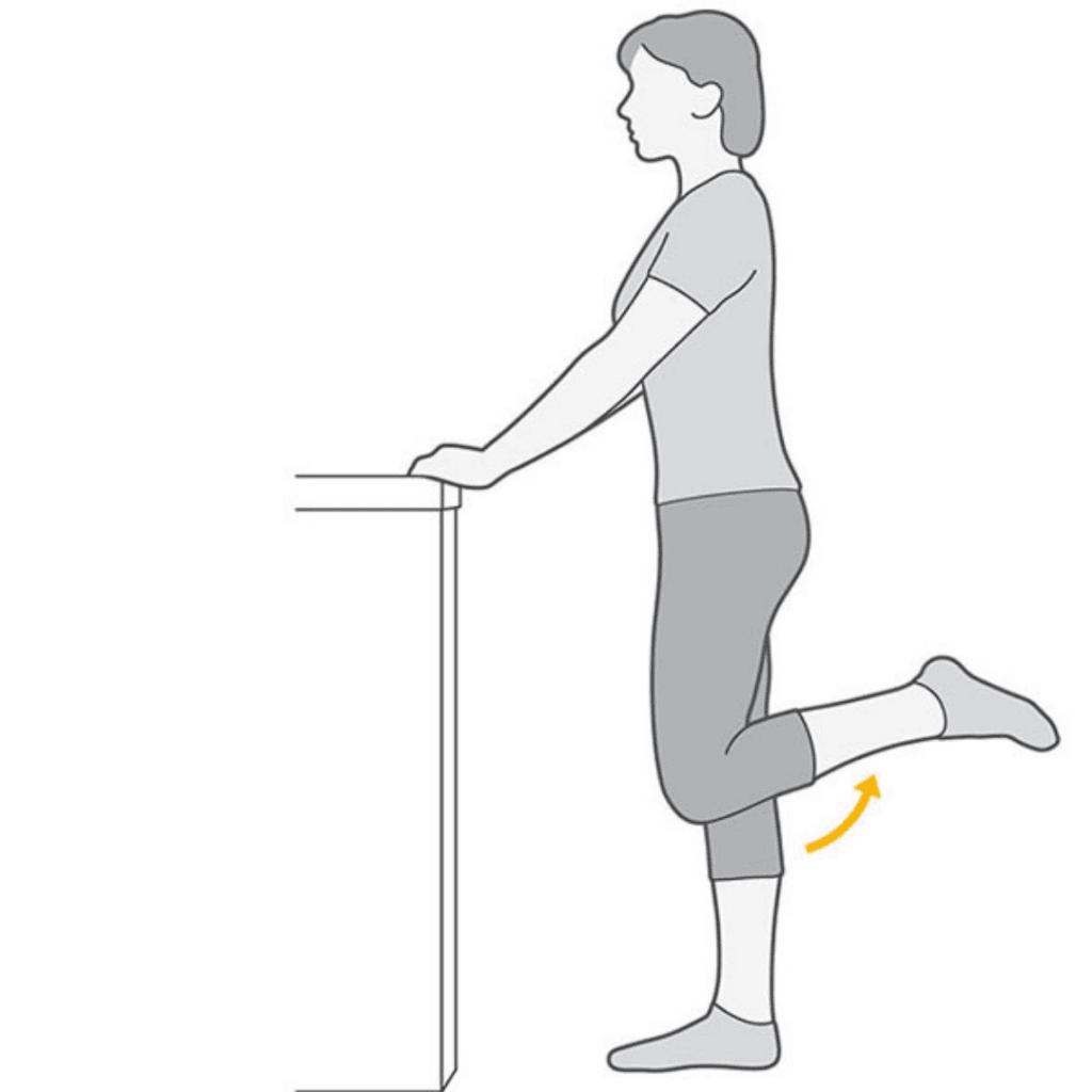 tratament după fractura genunchiului