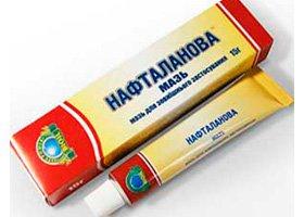 cumpărați naftalan pentru tratament comun