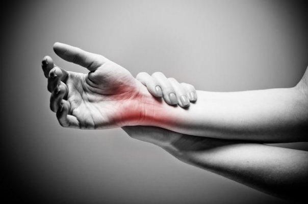 durere la încheietura mâinii de la degetul mic artroza deformantă a gradului 1 al mâinilor