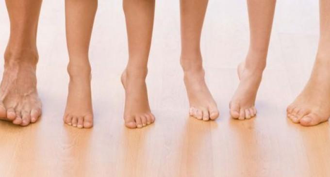 artrita la picioare