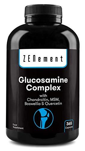 Olimp Sport Nutrition   Glucosamine Plus Sport Edition - 60 caps
