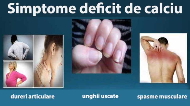 lipsa de calciu și dureri articulare unguente cu entorsă la gleznă