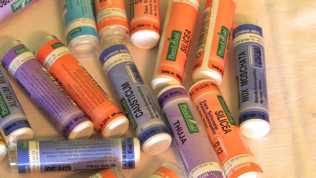 Medicament pentru homeopatie osteochondroză