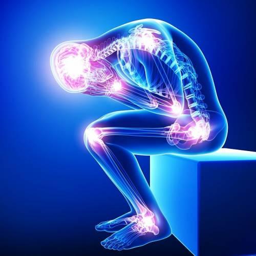 trăgând dureri de șold