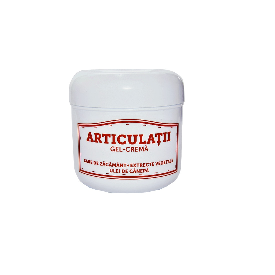CREMA pentru dureri articulare, musculare si dureri de spate - Master balsam 250 ml